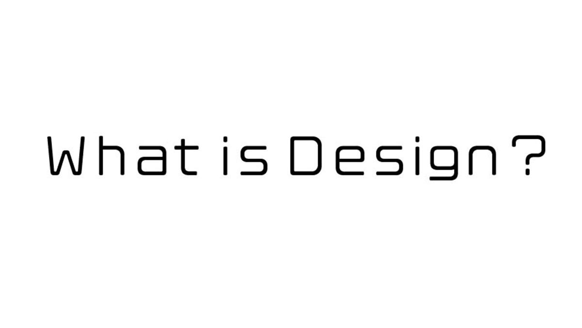 デザインは「見た目」だけじゃない!知っておきたいデザイン基本のキ