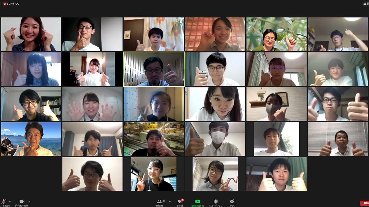 【開催報告】高校生のための「未来構想デザイン」オンライン公開講座 演習編(10/11)